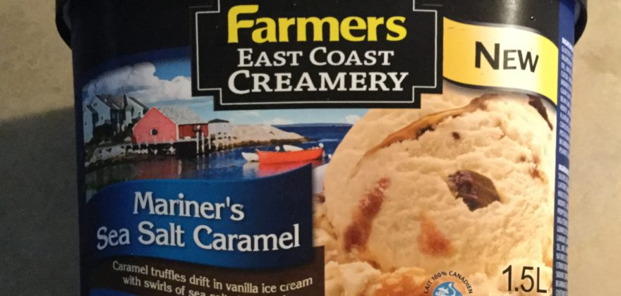 Mariner's Seasalt Caramel